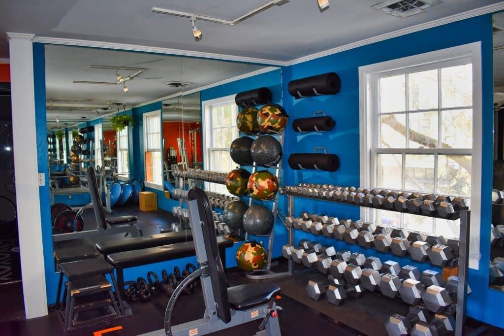 seattle gym