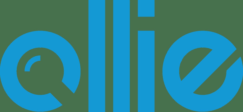 Ollie Marketing Blue Logo